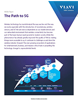 The Path to 5G